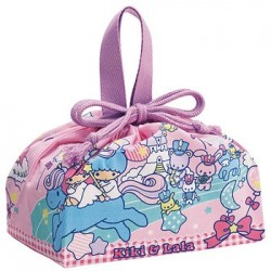 Little Twin Stars D-String Bag Twinkle