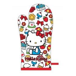 Hello Kitty Oven Mitt: Retro Collection