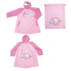 Hello Kitty Raincoat Kg1664M
