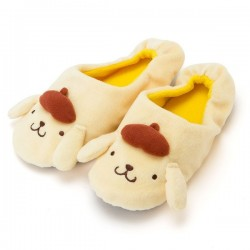 Pompompurin Room Slippers: D-Cut