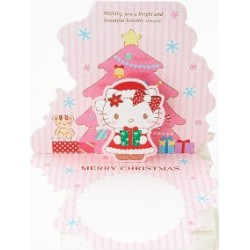 Hello Kitty -5 Xmas Card:300Jx 101