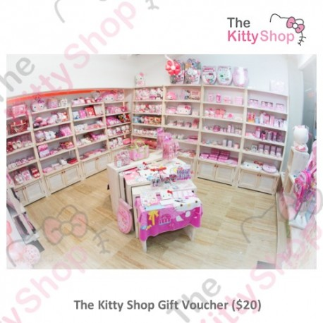 The Kitty Shop 20 Gift Voucher