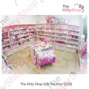 The Kitty Shop $5 Gift Voucher