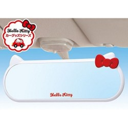 Hello Kitty Rear-View Mirror: Berry