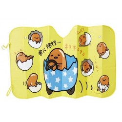 Gudetama Front Sunshade: Car