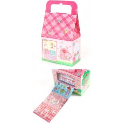 My Melody Roll Stickers In Box: