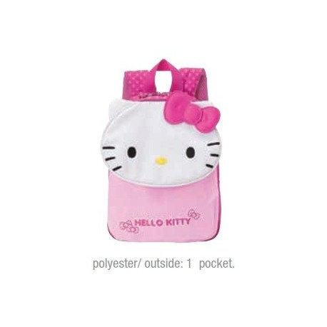 Hello kitty petite backpack prime the kitty shop - Petite maison hello kitty ...