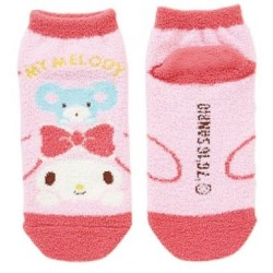 My Melody Socks: Adult Pink
