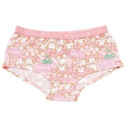 My Melody Shorts: M Pattern