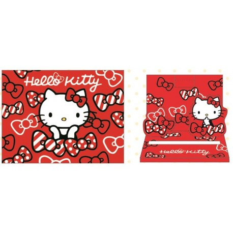 Hello Kitty Blotting Papers: Ribbon