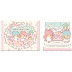Little Twin Stars Blotting Papers: Flower