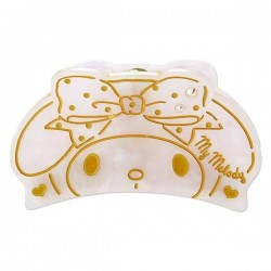 My Melody Hair Clip: L D-Cut