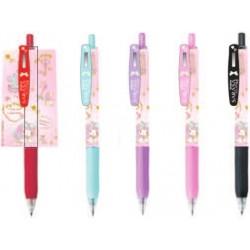 Sarasa My Melody 5pcs Ballpoint Pen Set