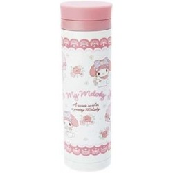 My Melody Stainless Bottle: L Piano