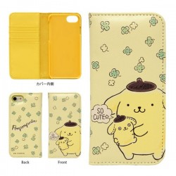 Pompompurin iPhone7 Case Flip Clover