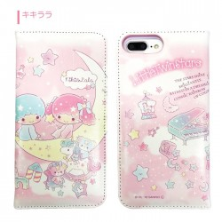 Little Twin Stars iPhone7Plus Case Flip Moon