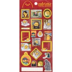 Gudetama Stickers: Museum