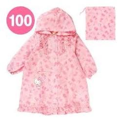 Hello Kitty Raincoat: 100 Strawberry