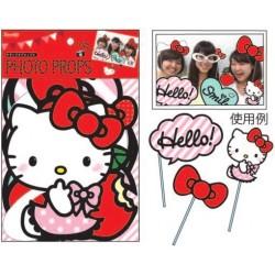 Hello Kitty Photo Props