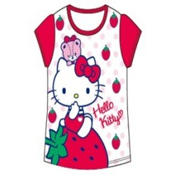 Hello Kitty Child T-Shirt:M Strawberry