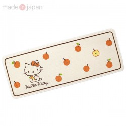 Hello Kitty Floor Mat Apple 45X120