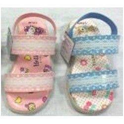 Assorted Kids Sandals 2Belt