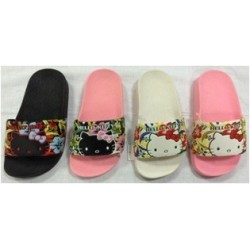Hello Kitty Ladies Sandals Shower