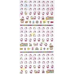 Hello Kitty Puff Sticker