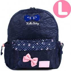 Hello Kitty Backpack: Large N Blue