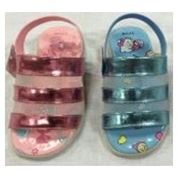 Assorted Kids Sandals Tulle