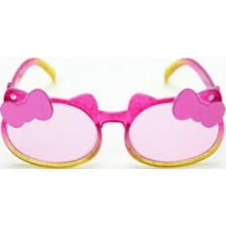 Hello Kitty Kids Sunglasses: Pink Face