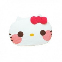 Hello Kitty Face Shaped Mellow Cushion