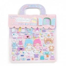 Little Twin Stars Stickers In Bag