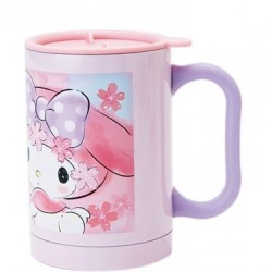 My Melody Stainless Steel Mug: P-Cherry