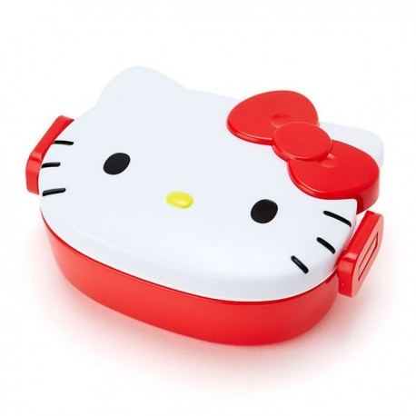 Hello Kitty Lunch Container: Face