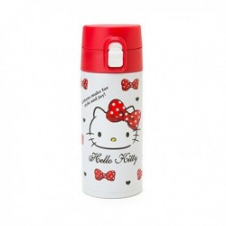 Hello Kitty Flp-Top Stainless Bottle: 350