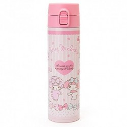 My Melody Flp-Top Stainless Bottle: 500