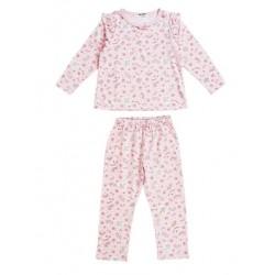 My Melody Long Sleeve Pajamas: Pink 100
