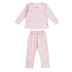My Melody Long Sleeve Pajamas: Pink 120