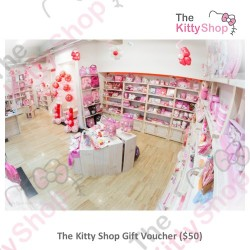 The Kitty Shop $50 Gift Voucher