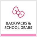 Backpacks & School Gears