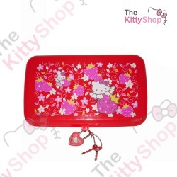 Hello Kitty Angel Berry Jewelry Case
