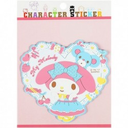 My Melody Sticker:Rubber