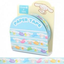 Cinnamoroll Paper Tape:10 Colorful
