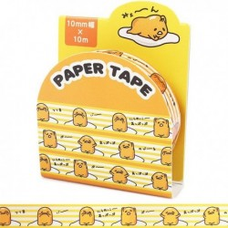Gudetama Paper Tape:10 Face