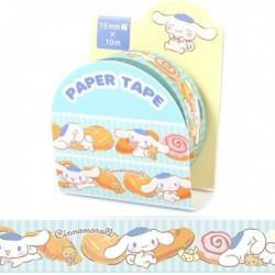 Cinnamoroll Paper Tape:15 Bread