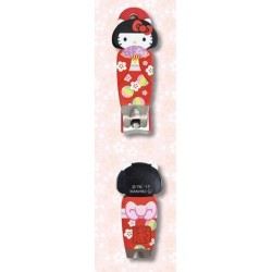 Hello Kitty Nail Clipper Red