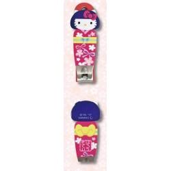 Hello Kitty Nail Clipper Pink