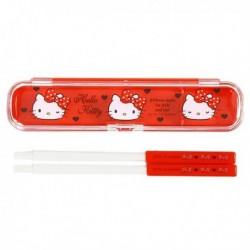 Hello Kitty Chopsticks & Case: