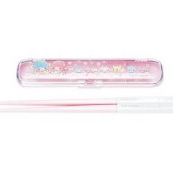 Little Twin Stars Chopsticks & Case: